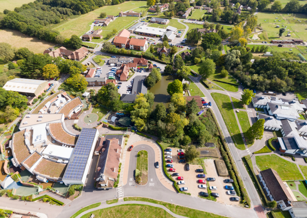 See our campus from the comfort of your home