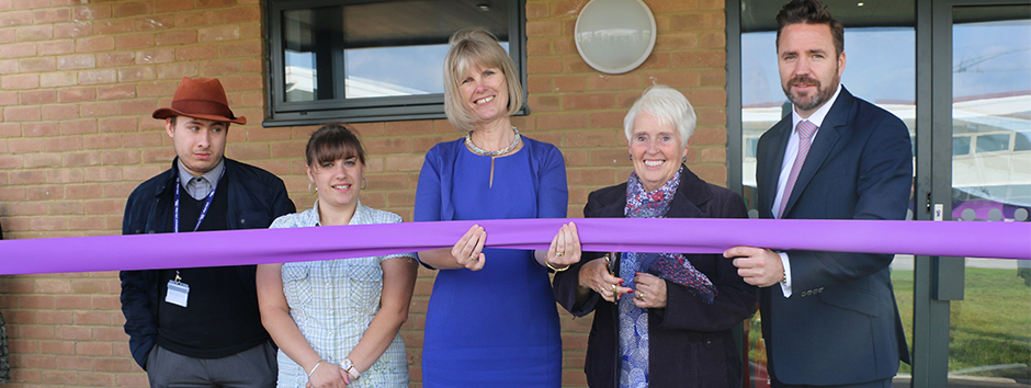 St Piers College officially launch Life Skills Centre